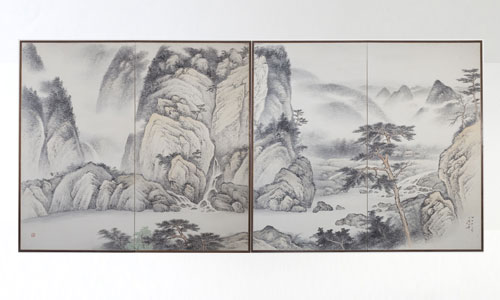 screens japanese - art 900 japan