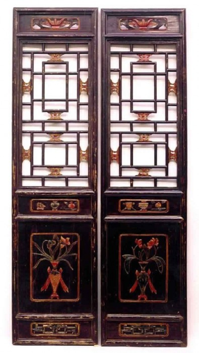 porta-legno-decorata