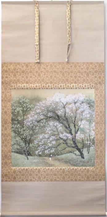 Shunpo - dipinto spring line